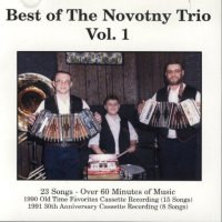 "Novotny Trio ""Best Of The Novotny Trio"" Vol. 1"