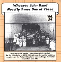"Whoopee John Vol. 24 "" Novelty Tunes One Of Three """