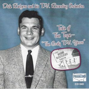 Dick Rodgers And His T.V. Recording Orchestra CD - 640