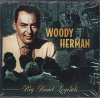Woody Herman - Big Band Legends