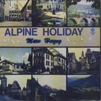 "Marv Herzog's CD# H-1127 "" Alpine Holiday """