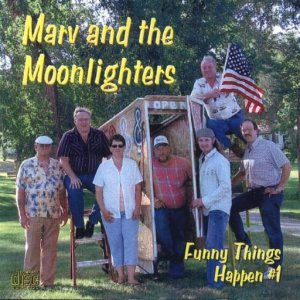 "Marv & The Moonlighters "" Funny Things Happen #1 """