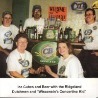 "Ridgeland Dutchmen "" Ice Cubes And Beer """