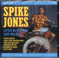 Spike Jones - Little Bo Peep Has Lost Her Jeep