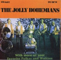 "Jolly Bohemians"" Eddie UlchAndTheJollyBohemians-More Favorites"""