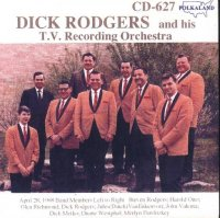 Dick Rogers And His T.V. Recording Orchestra CD - 627