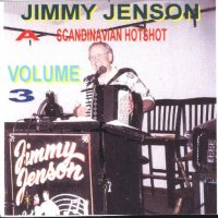 Jimmy Jenson The Swingin' Swede Vol.3 A Scandinavian Hot Shot