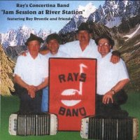 "Ray Drontle "" Jam Session At River Station """