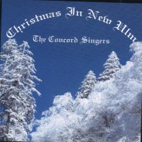 "Concord Singers "" Christmas In New Ulm """