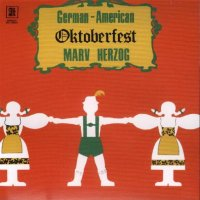 "Marv Herzog's CD# H-7001 "" German-American Octoberfest """