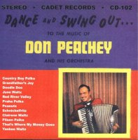 "Don Peachey ""Dance And Swing Out"""