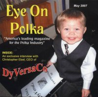 "Craig Ebel & DyVersaCo ""Eye On Polka"""