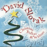 "David Slovak "" Christmas Polkas & Waltzes """