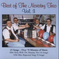 "Novotny Trio ""Best Of The Novotny Trio"" Vol. 3"