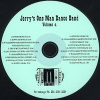 "Jerry Bierschbach Vol. 4 "" Jerry's One Man Dance Band """