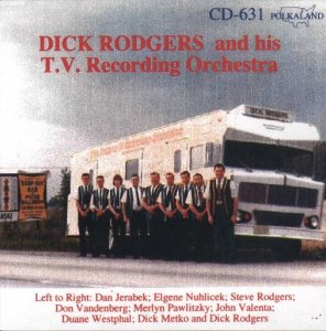 Dick Rogers And His T.V. Recording Orchestra CD - 631