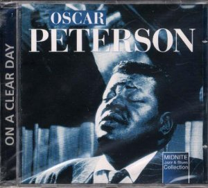 "Oscar Peterson ""On a Clear Day"""