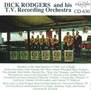 Dick Rogers And His T.V. Recording Orchestra CD - 630
