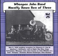 "Whoopie John Vol. 25 "" Novelty Tunes Two Of Three """