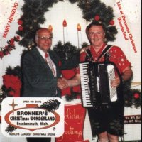 "Marv Herzog's CD# H-3003 ""Live At Bronners Christmas Wonderland"""
