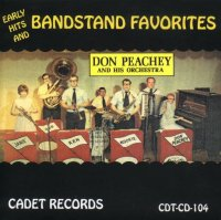 "Don Peachey ""Early Hits And Bandstand Favorites"""