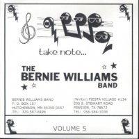 "Bernie Williams Band Vol. 5 "" Take Note """