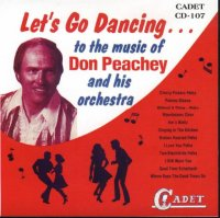 "Don Peachey ""Let's Go Dancing To The Music Of Don Peachey"""