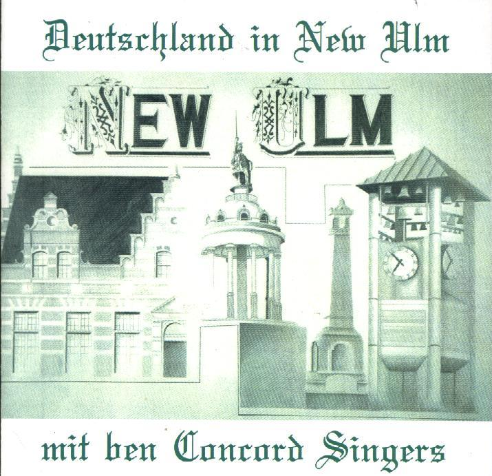 "Concord Singers "" Deutschland In New Ulm "" - Click Image to Close"