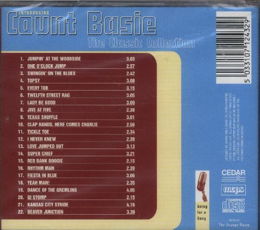 Count Basie - The Classic Collection - Click Image to Close