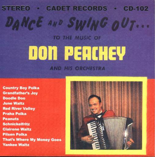 "Don Peachey ""Dance And Swing Out"" - Click Image to Close"