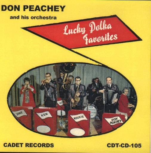 "Don Peachey ""Lucky Polka Favorites"" - Click Image to Close"