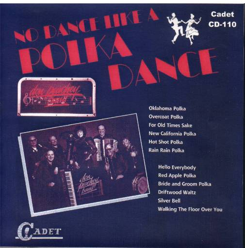 "Don Peachey ""No Dance Like A Polka Dance"" - Click Image to Close"