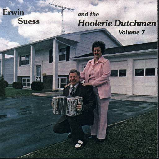 "Erwin Suess Vol. 7 "" And The Hoolerie Dutchmen "" - Click Image to Close"