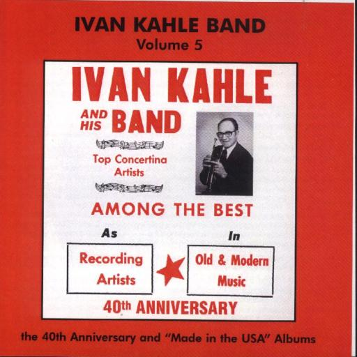 "Ivan Kahle Band "" Vol. 5 "" - Click Image to Close"