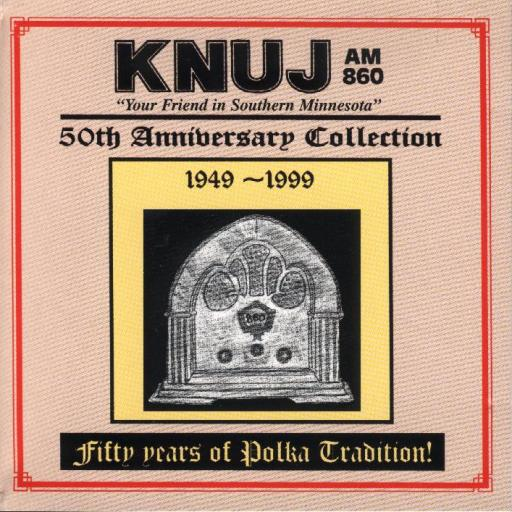"KNUJ AM 860 "" 50th Anniversary Collection "" - Click Image to Close"