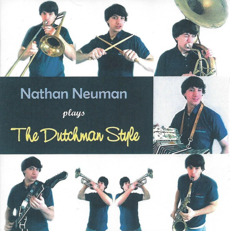 "Nathan's Oldtime Band ""Plays The Dutchman Style"" - Click Image to Close"