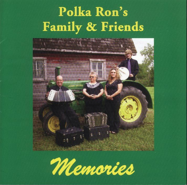 "Polka Ron's Family & Friends ""Memories"" - Click Image to Close"