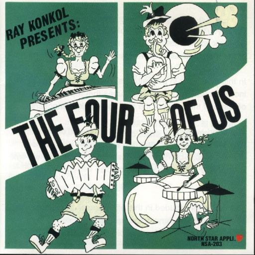 "Ray Konkol ""The Four Of Us"" - Click Image to Close"