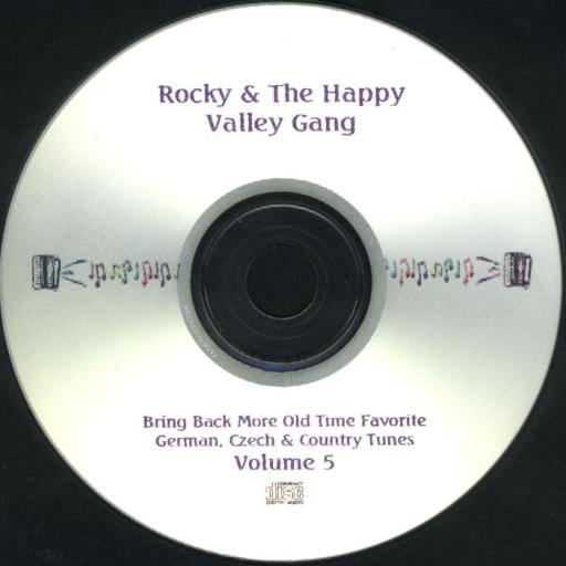 Rocky & The Happy Valley Gang Vol. 5 - Click Image to Close