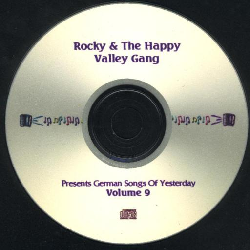 Rocky & The Happy Valley Gang Vol. 9 - Click Image to Close