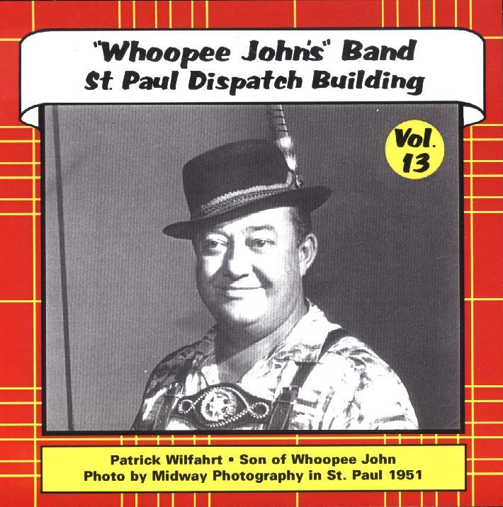 "Whoopee John Vol. 13 "" St. Paul Dispatch Bldg. "" - Click Image to Close"