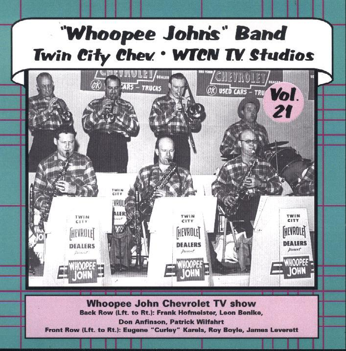 "Whoopee John Vol. 21 "" Twin City Chev. & WTCN TV Studios "" - Click Image to Close"