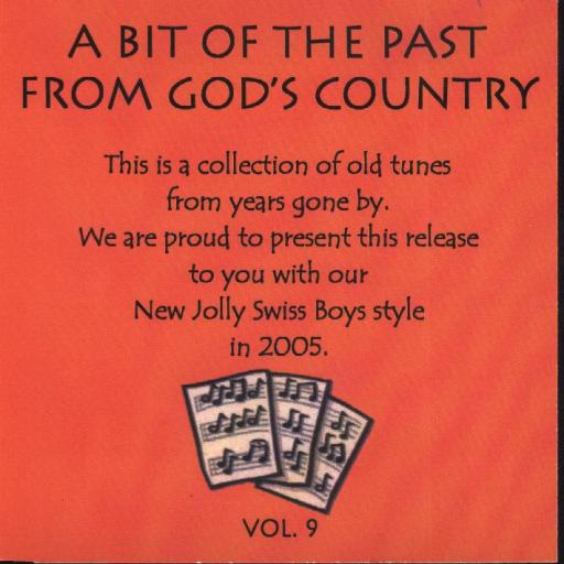 "New Jolly Swiss Boys""A Bit Of The Past From God's Country"" Vol.9 - Click Image to Close"
